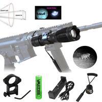 IR Night Vision Flashlight 5W 850nm LED Tactical Predator Hunting Flashlight Hog