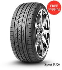 4 NEW 205/50R16 87W- JOYROAD Sport RX6 AT A/S UHP Radial Tires 205 50R16 2055016