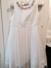 Debenhams Pearce Fionda II Flower Girl Dress Age 1 & Butterfly Bag