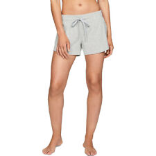 Under Armour Womens Recovery Elite Shorts Pants Trousers Bottoms Grey Sports
