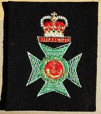 Old Military Army Blazer Badge - King's Royal Rifle Corps.