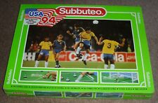 More details for subbuteo world cup usa 94 football set 60240 euro table soccer rare
