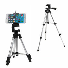 Caméra professionnelle trépied monopode Mount Holder Stand Support Pour iPhone Samsung