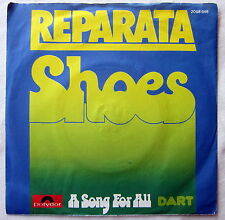 "7"" Vinyl - SHOES / A SONG FOR ALL - Reparata"