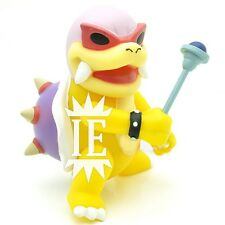 SUPER MARIO BROS. ROY KOOPA FIGURE BOWSER jr. new wii u Bully Koopalings 2 3