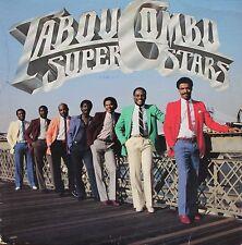 """Vinyle 33T Tabou Combo """"Super stars - Ce konsa ce konsa"""""""