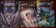 Aliens:Colonial Marines (1993) #1, 2 & 4 - Comic Books - Dark Horse Comics