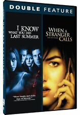 NEW--I Know What You Did Last Summer/When a Stranger Calls (DVD, TWIN FEATURE)