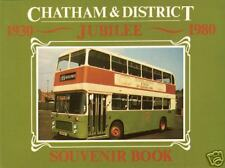 CHATHAM & DISTRICT JUBILEE SOUVENIR BOOK, 1930-1980