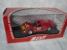Best 1 43 ALFA ROMEO 33.2 Spider Targa Florio 1968 Baghetti - Biscaldi