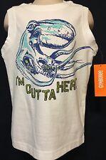 New/Tags 2T Gymboree Boy's 100% Cotton T-Shirt