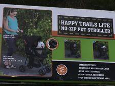 Pet Gear Jaguar PG8030NZJG No-Zip Happy Trails Lite Pet Stroller Up To 25lb Pets