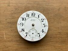 Movement, Paxton Special Storm Lake, Iowa Hamilton 18s 17 Jewel Pocket Watch