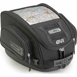 Givi UT809 Tanklocked Motorcycle Motorbike Waterproof Strap Bag - 20 litre