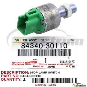 LEXUS GS/IS/LS/RX/SC FACTORY OEM 84340-30110 STOP BRAKE LIGHT LAMP PEDAL SWITCH