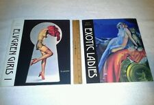 Elvgren Girls 1/Exotic Ladies(Artist Archives) 1999 Near Mint Collectable Pin-Up