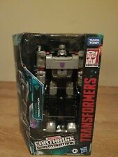 Takara Tomy Transformers Earthrise War For Cybertron Trilogy Megatron New