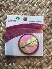JUNIOR Girl Scout Badges  SCRIBE