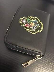 Harry Potter Coin Purse Wallet Womens Girls Hogwarts Wizardry and Witchcraft AUS