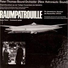 PETER THOMAS SOUND ORCHESTRA spazio ricognizione (Serie-colonna sonora, 1966) [CD ALBUM]