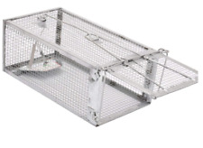 New listing Live Cage Rat Mouse Trap That Work (10.5 x 5.5 x 4.5 in)Small Animal Humane -Hot
