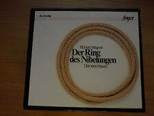 Wagner: Der Ring Des Nibelungen Foyer Die Walkure Siegfried Das Rheingold boxset