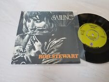 """ROD STEWART - SAILING / ALL IN THE NAME OF TURKISH 7"""" TURKEY RARE"""