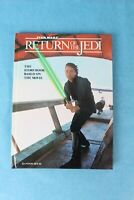 VINTAGE 1983 STAR WARS ROTJ RETURN OF JEDI HARDCOVER STORYBOOK RANDOM HOUSE MINT