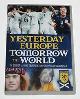 YESTERDAY EUROPE  - TOMORROW THE WORLD - DVD - NEW & SEALED BOX