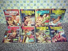 TELENOVELA VIETATA edifumetto 1987/88 3°SERIE n.2-3-4-5-6-8-9-10+VENDITA SINGOLA