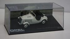 De Agostini-Opel Collection-Opel Geländewagen-Cabrio-1934 bis 1938-Ixo
