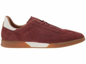 COLE HAAN Mens Grand Pro Turf Sneakers Shoes Casual, Mahogany Suede, NIB