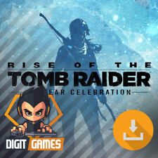 Rise of the Tomb Raider 20 Year Celebration - Steam Key / PC Game [NO CD/DVD]