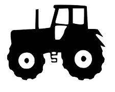 Tractor Toy Box Vinyl Decal / Sticker