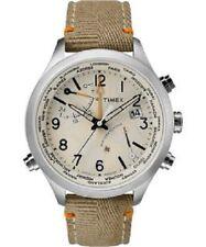 Timex The Waterbury Men's Watch World Time Intelligent Quartz 43mm TW2R43300