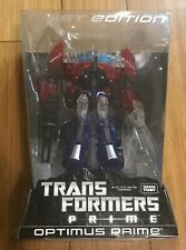 TakaraTomy Transformers Prime First Edition Shining OPTIMUS PRIME - Clear Ver