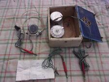 montage AMATEUR Telephone ancien de collection avec ecouteur PTT