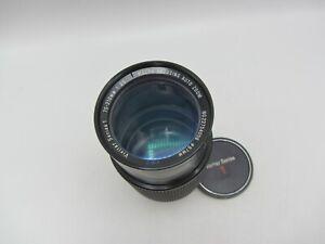 Vivitar Series 1 70-210mm F3.5 Kino PK Pentax Mount Lens SLR/Mirrorless Cameras