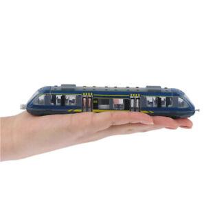 Simulation Alloy Metal High Speed Rail Diecast Train Toy Model Boys RjoJ_yk