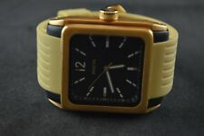Invicta Blu Stainless Steel Brown Silicone Men's Watch 16550