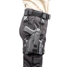 NEW! Blackhawk Epoch L3 Molded Light Bearing Holster Glock, Right (44E613BK-R)