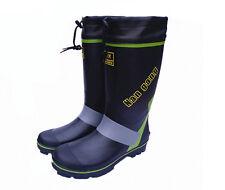 Men's Tall Rain Boots Non Slip Fishing Hunting Festival Rain Wellies Shoes Boots