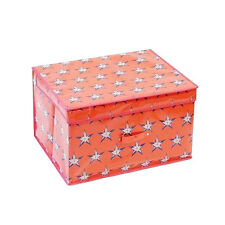 Piccolo Union Jack Stars Foldable Pop Up Room Tidy Storage Box