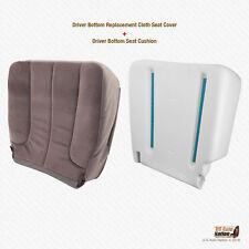2003 2004 2005 Dodge Ram 2500 SLT Driver Bottom Tan Cloth Cover & Foam Cushion