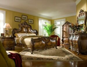 AICO by Michael Amini Palais Royale 5PC king size bedroom set