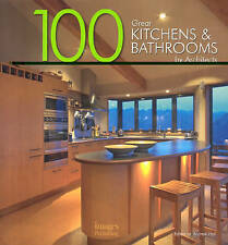 100 Great Kitchens & Bathrooms by Architects-ExLibrary