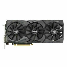 Asus STRIX-GTX1060-6G-GAMING GeForce GTX 1060 6GB GDDR5 Graphics Card - Black