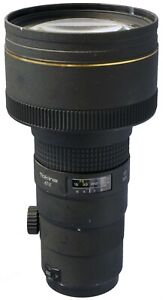 Tokina 300mm f2.8 AT-X lens Canon Eos fit
