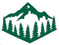 Mountain Vinyl Decal - Hiking Bumper Sticker - Window Decal - Outdoors Sticker