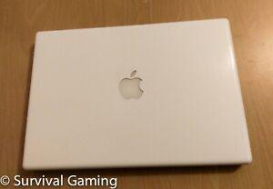 2009 White MacBook A1181 / 2ghz / 4gb RAM /320gb HD / MacOS El Capitan